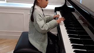 더피아노음악학원 1학년 이서린