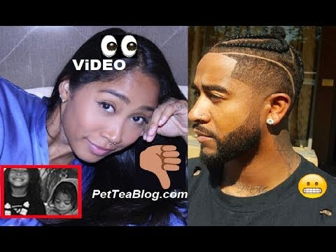 Omarion Baby Mama Apryl Blasts him on being Instagram Dad ...  Omarion Baby Ma...