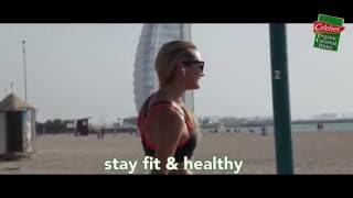 Stay Fit and Healthy in Dubai with Celebes Organic Coconut water