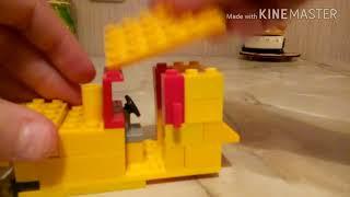 как сделать К_700 из Lego