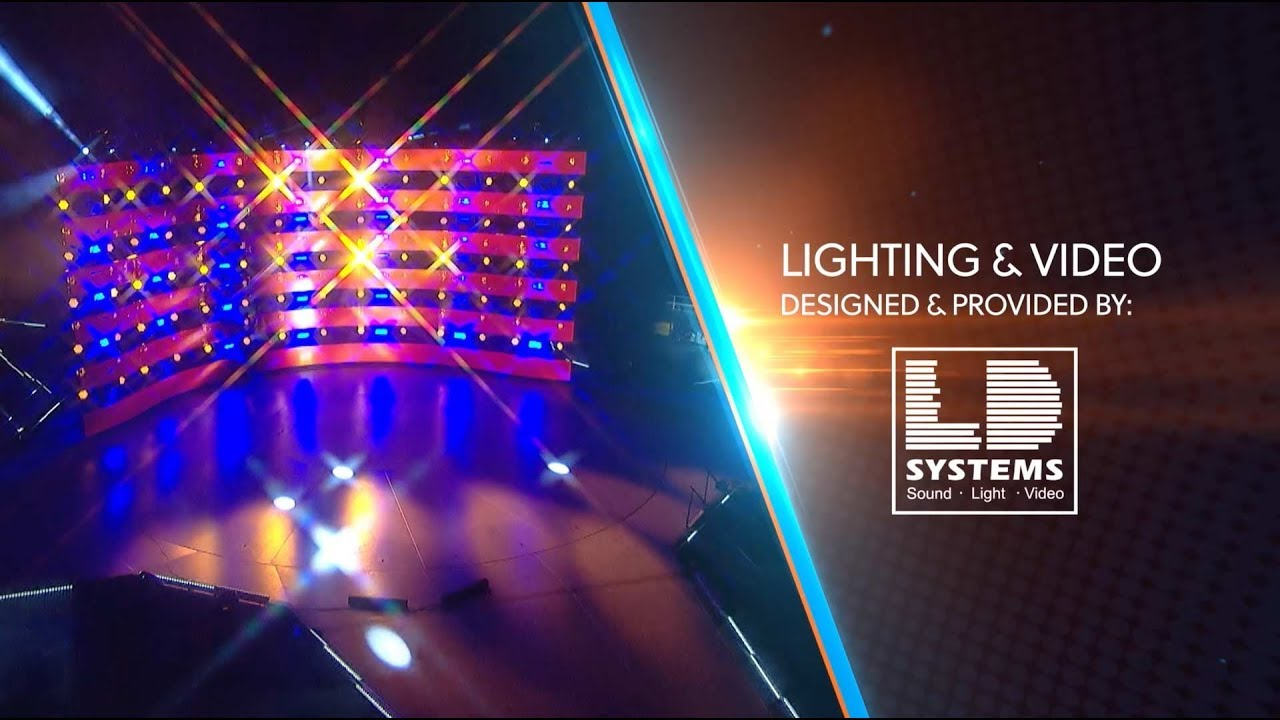 Ld Systems Rodeohouston New Concert Stage Lighting And