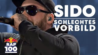 SIDO - Schlechtes Vorbild | SIDO vs. Haftbefehl | Red Bull Soundclash 2015 | Red Bull Rap Einhundert