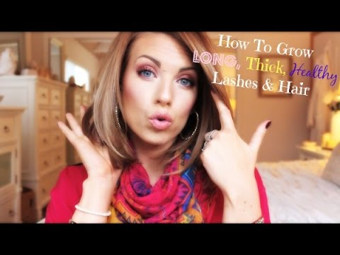 ❤-how-to-grow-long,-thick,-healthy-lashes-&-hair-❤