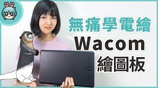 Wacom Intuos Pro Paper Edition繪圖板 無痛學電繪