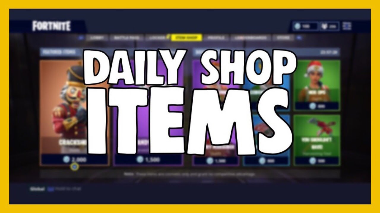 Fortnite Daily Shop Items Jan 28 29 Youtube