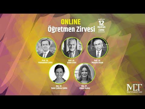 MEF Üniversitesi Online Öğretmen Zirvesi/2020