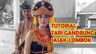 Download Video TUTORIAL TARI GANDRUNG SASAK LOMBOK TERLENGKAP TERBARU MP3 3GP MP4