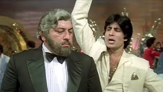 Amitabh Bachchan Says the Intensity of His Friendship With Amjad Khan Always Remained