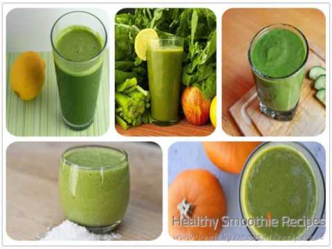 Low Glycemic Green Smoothie Recipe