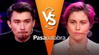Pasapalabra | Nicolás Gavilán vs Anila Aguillón