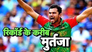 Mashrafe Mortaza Leading Bangladesh From The Front | Sports Tak