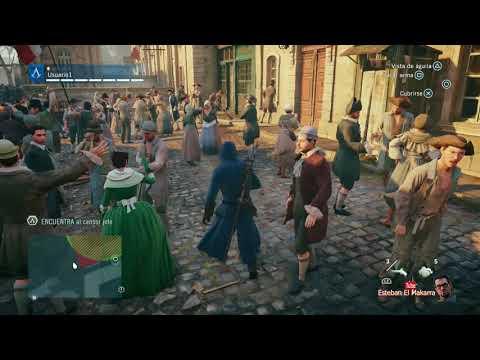 Assassin's Creed Unity   31 Caída crítica