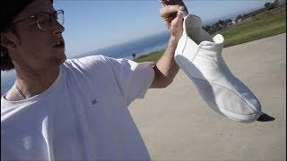 100 Kickflip In The Clear Weather Jeffrey Shoe