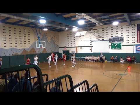 2/3/18 West Essex Vs Long Valley Full Championship Middle School Game