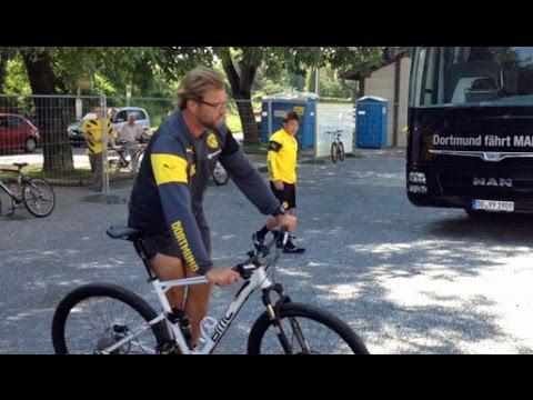 Im BVB-Trainingslager: Ein typischer Tag mit Klopp & Co. | Borussia Dortmund in Bad Ragaz