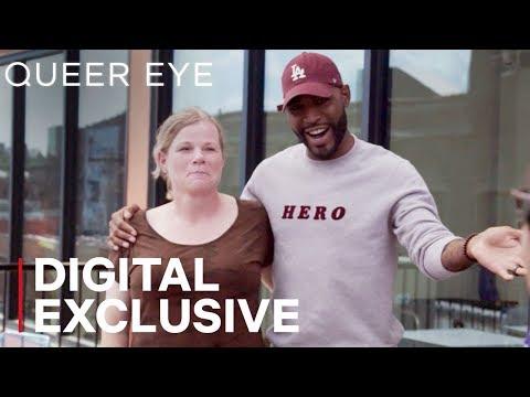 Queer Eye: Season 3 | Circle of Empowerment | Netflix