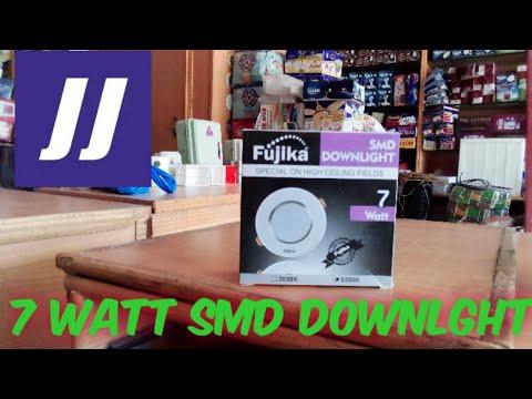Fujika 7 Watt Smd Downlight Special On High Ceiling Fields Ceiling Light