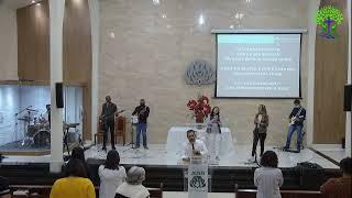 LIVE - IPMN  - ESTUDO BIBLICO  TEMA:  PERDOEM UNS AOS OUTROS.   -  REV. FÁBIO BEZERRA.