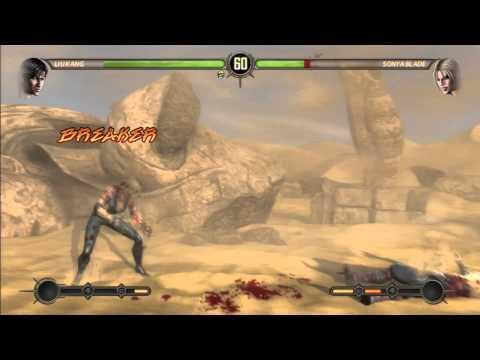 Finish Her!! (Mortal Kombat)