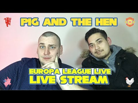 European Football Live - Pig and The Hen Show Podcast