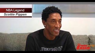 Scottie Pippen x The Gun for Home (Interview)