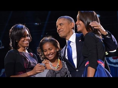 Barack Obama's Victory Speech Full - Election 2012