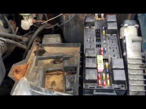 Dodge Grand Caravan Town amp Country Power Lock Fix Doovi
