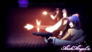 A n g e l B e a t s // Otonashi x Kanade //  [x Requiem For A Dream x] HD