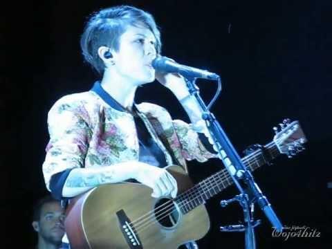 3/14 Tegan & Sara - ROLL TIDE! + BIYH @ Tuscaloosa Amphitheater, AL 9/16/13
