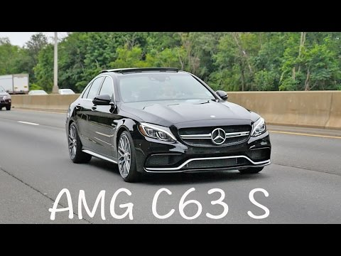 Mercedes-Benz AMG C63 S 2016 2017 review