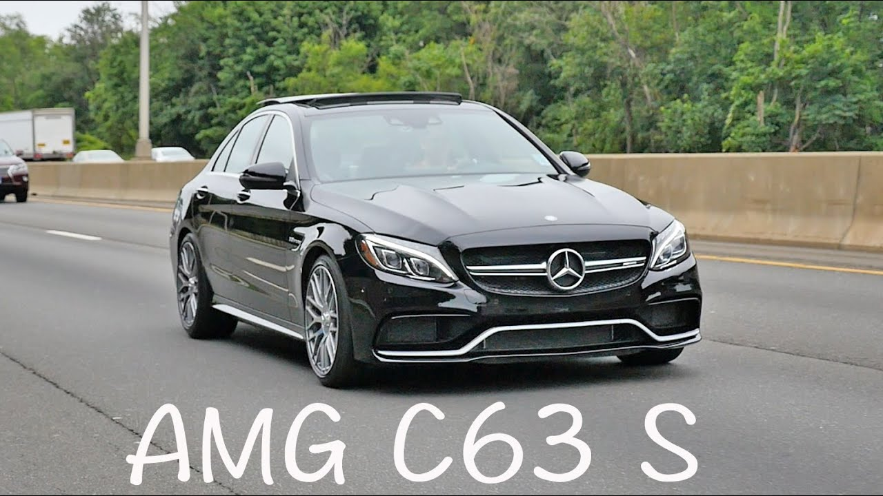 Mercedes Benz Amg C63 S 2016 2017 Review