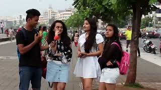 Asking Adult Question   Reaction   PRANK in INDIA 2018   by  Bc BaBa