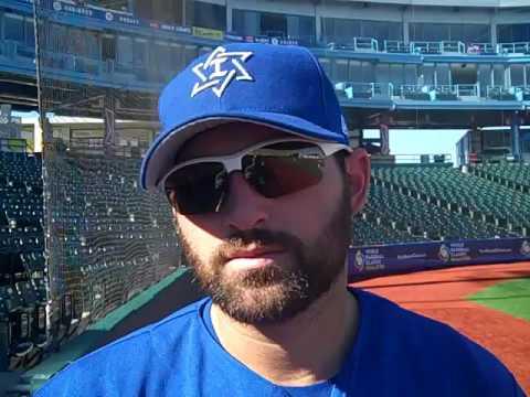 Cody Decker Israel Baseball - World Baseball Classic