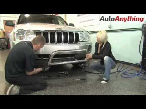 Install Romik Bull Bars on a Jeep Grand Cherokee - AutoAnything How-To