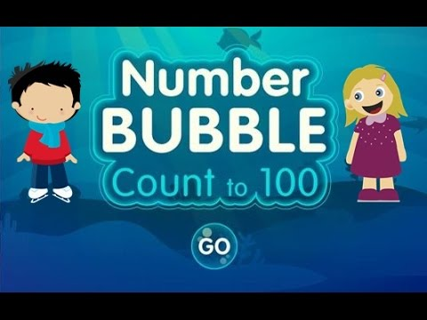 Count To 100 Games Kids Youtube