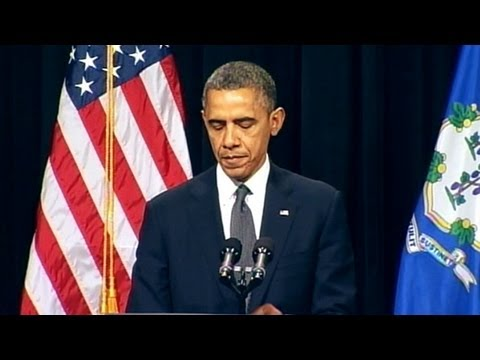 Newtown, Connecticut School Shooting: President Obama's Newtown, Conn., Eulogy