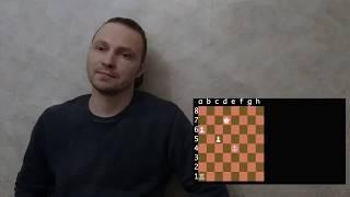 Программирование на Python. Шахматы. Урок 1