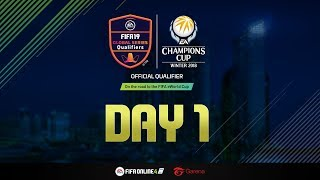 FIFA Online 4 : EACC 2018 Group Stage [Day 1]
