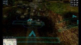 Order of War Challenge - Multiplayer Offensife Gameplay GT 240