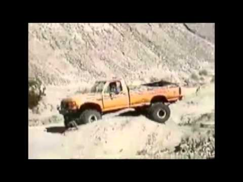 Victor's Off-road video part 2