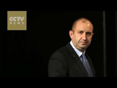 Rumen Radev expected to win Bulgaria presidential election