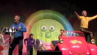 Wiggles Live! Anaheim part 1