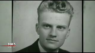 Rev  Billy Graham -- Civil Rights movement
