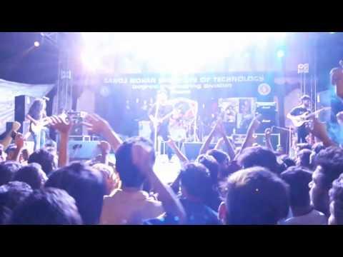 SMIT FEST 2K17..with spunk band...