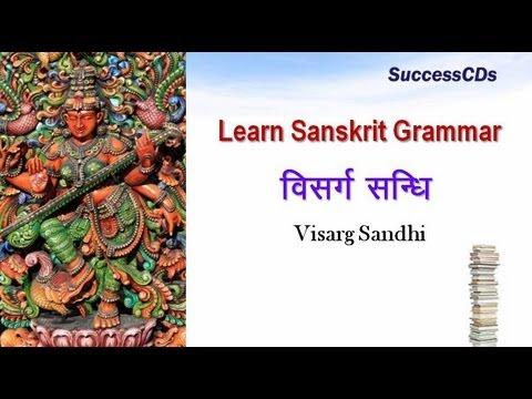 Learn sanskrit grammar online