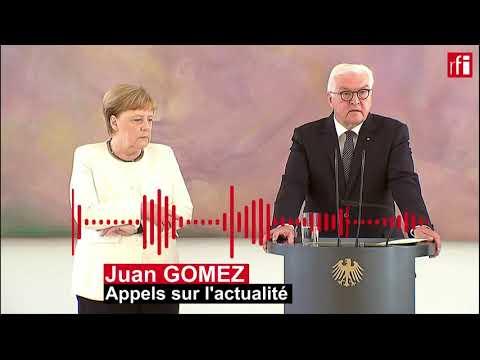 Angela Merkel : ses tremblements répétés inquiètent l'Allemagne