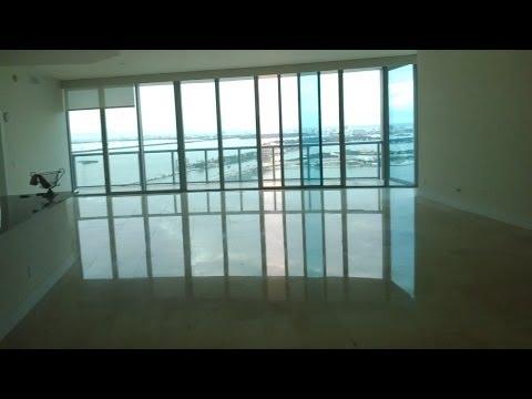 Marina Blue Unit 4709 Video Tour #throughglass