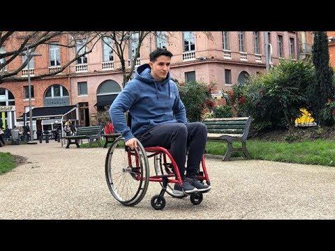 gars cherche gars en fauteuil