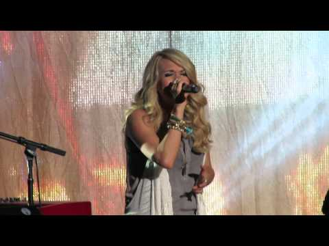 Carrie Underwood I Know You Won't