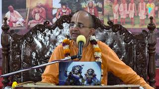 Bhaktivedanta Vidyapitha Srimad Bhagavatam 6.17.9-10 by HG Radheshyam Das